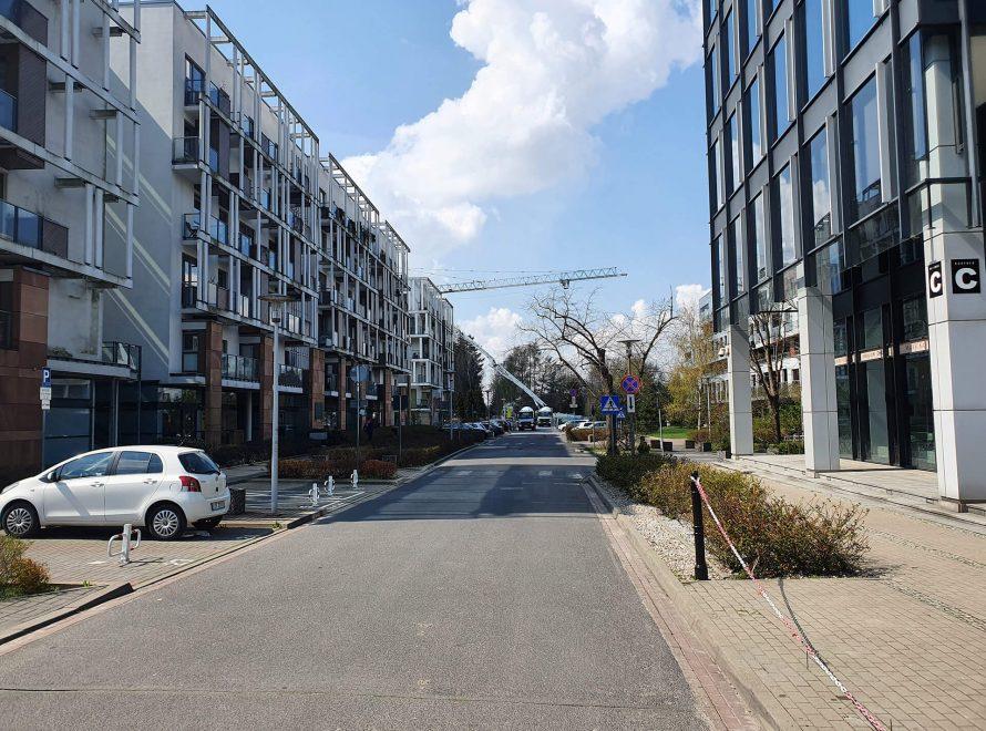 Budynek mieszkalny przy ul. Chodkiewicza 11