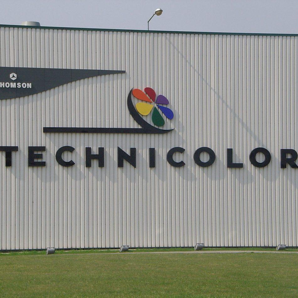 Zakład Thomson Multimedia Technicolor w Józefosławiu