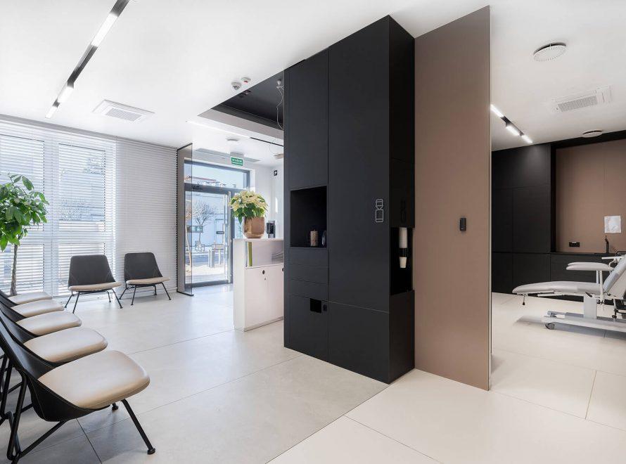 Aranżacje powierzchni biurowych