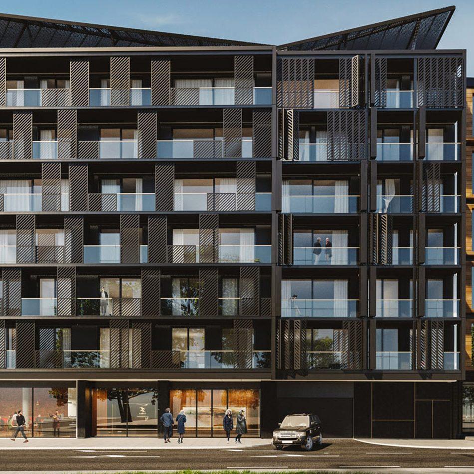 Housing development projects